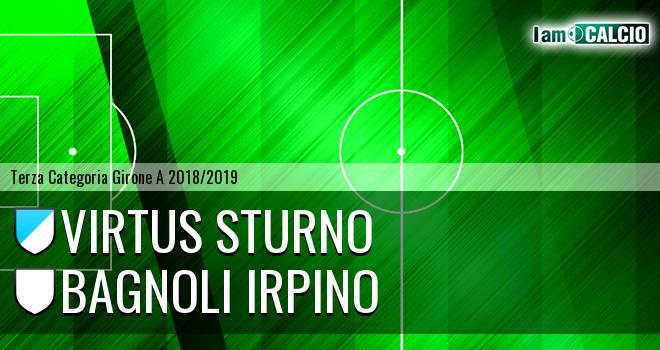 Virtus Sturno - Bagnoli Irpino