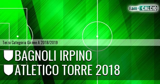 Bagnoli Irpino - Atletico Torre 2018