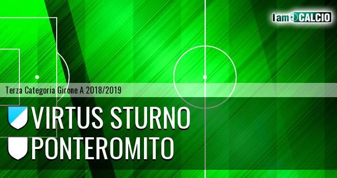 Virtus Sturno - Ponteromito