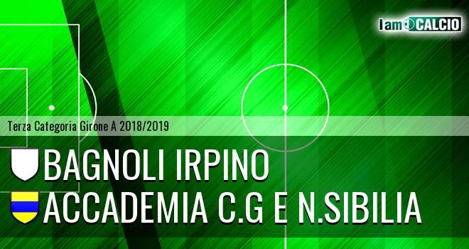 Bagnoli Irpino - Accademia C.G e N.Sibilia