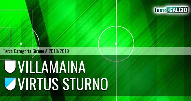 Villamaina - Virtus Sturno