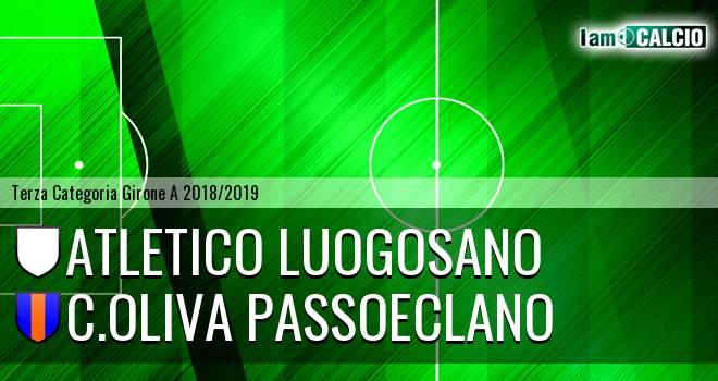 Atletico Luogosano - C.Oliva Passoeclano