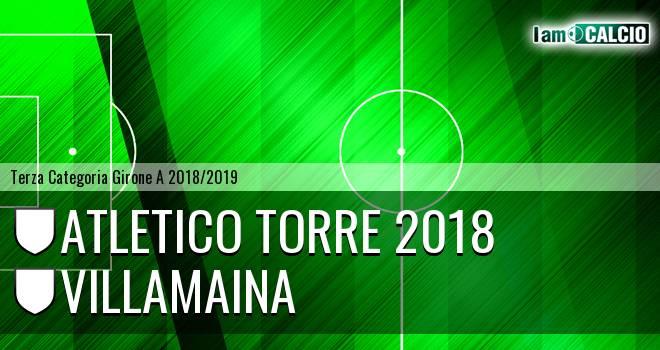 Atletico Torre 2018 - Villamaina
