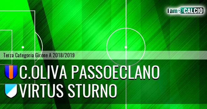 C.Oliva Passoeclano - Virtus Sturno