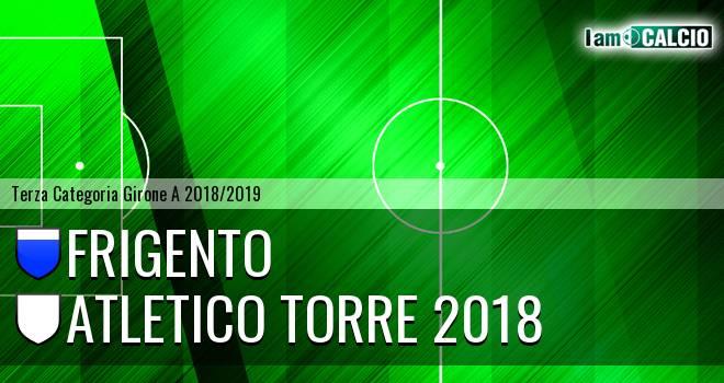 Frigento - Atletico Torre 2018