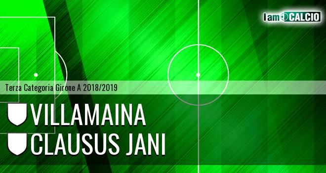 Villamaina - Clausus Jani
