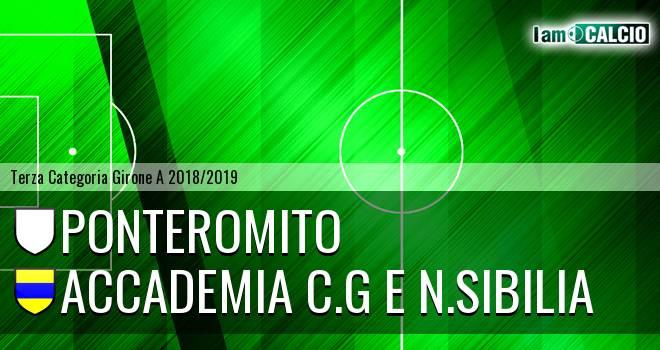 Ponteromito - Accademia C.G e N.Sibilia