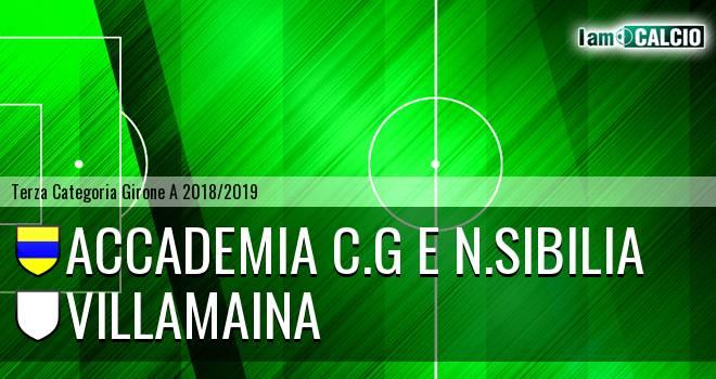 Accademia C.G e N.Sibilia - Villamaina