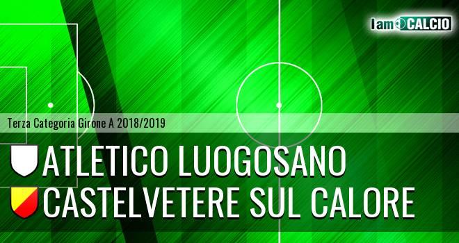 Atletico Luogosano - Castelvetere sul Calore