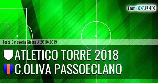 Atletico Torre 2018 - C.Oliva Passoeclano