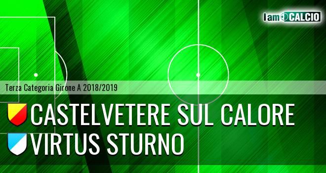 Castelvetere sul Calore - Virtus Sturno