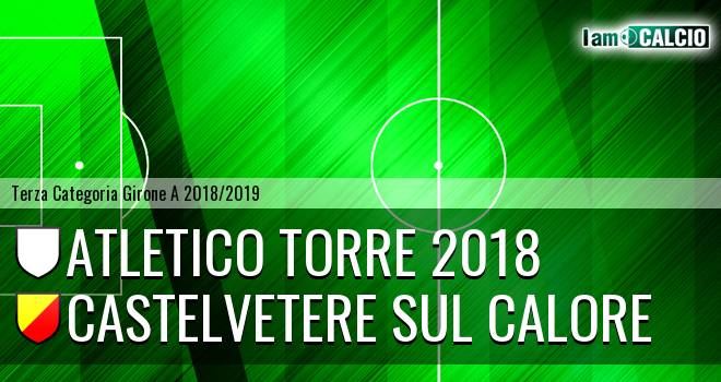 Atletico Torre 2018 - Castelvetere sul Calore