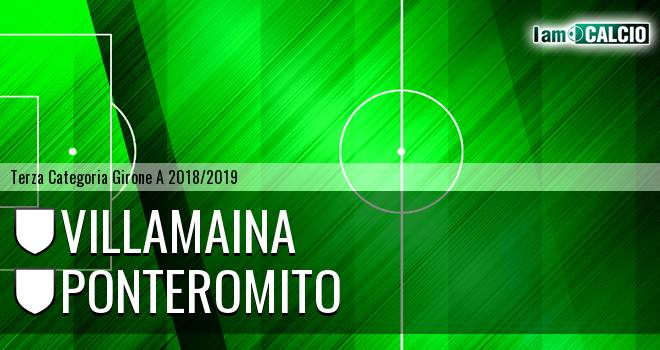Villamaina - Ponteromito