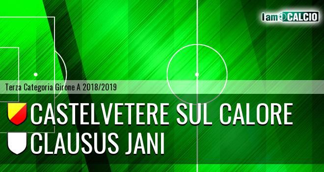 Castelvetere sul Calore - Clausus Jani