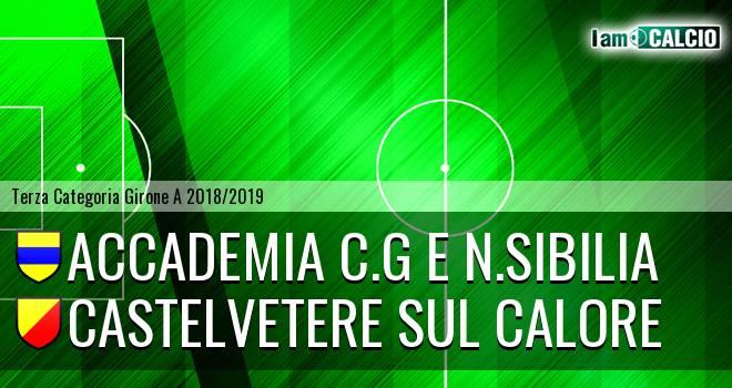 Accademia C.G e N.Sibilia - Castelvetere sul Calore