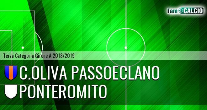 C.Oliva Passoeclano - Ponteromito