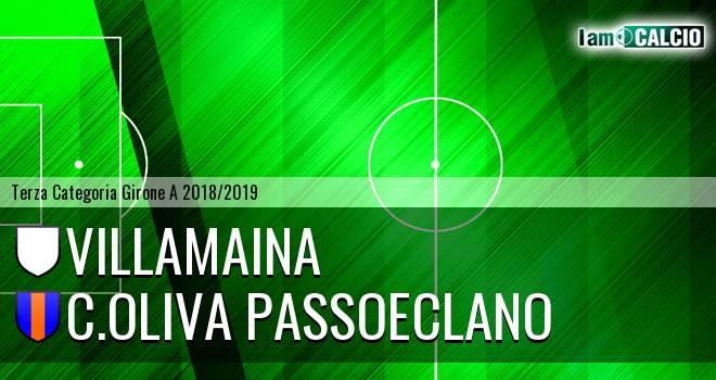 Villamaina - C.Oliva Passoeclano