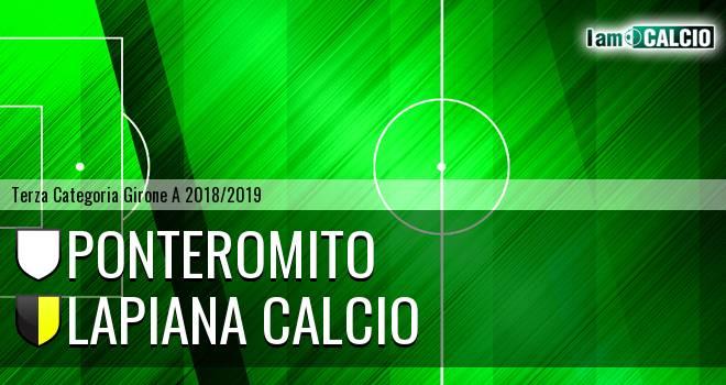Ponteromito - Lapiana Calcio