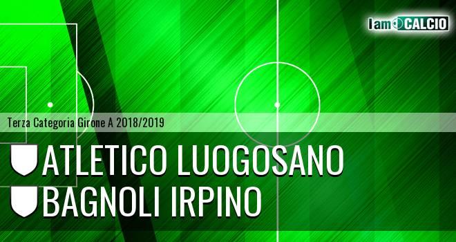 Atletico Luogosano - Bagnoli Irpino