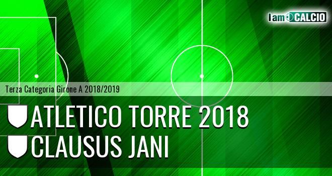 Atletico Torre 2018 - Clausus Jani