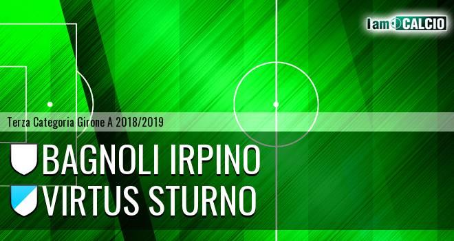 Bagnoli Irpino - Virtus Sturno
