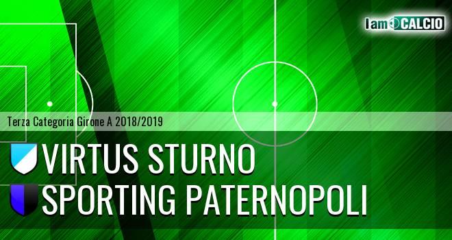 Virtus Sturno - Sporting Paternopoli