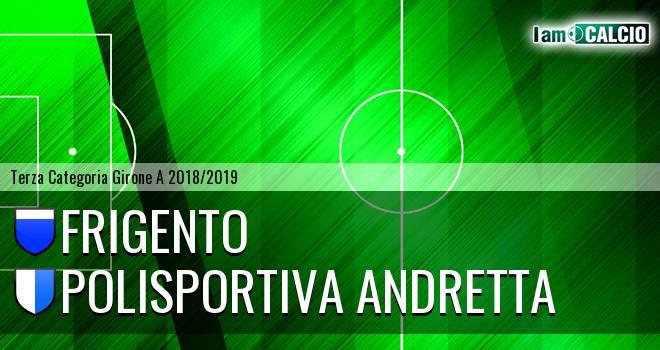 Frigento - Polisportiva Andretta