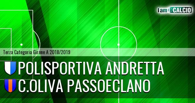 Polisportiva Andretta - C.Oliva Passoeclano