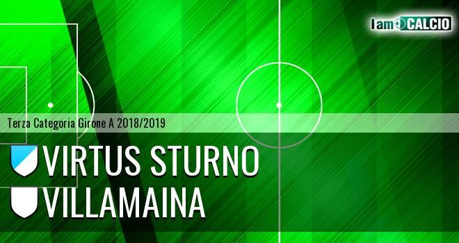 Virtus Sturno - Villamaina