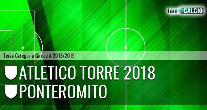 Atletico Torre 2018 - Ponteromito