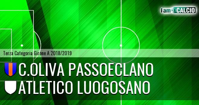 C.Oliva Passoeclano - Atletico Luogosano