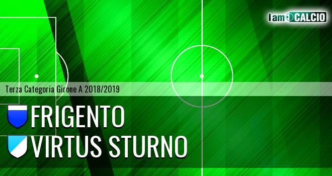 Frigento - Virtus Sturno
