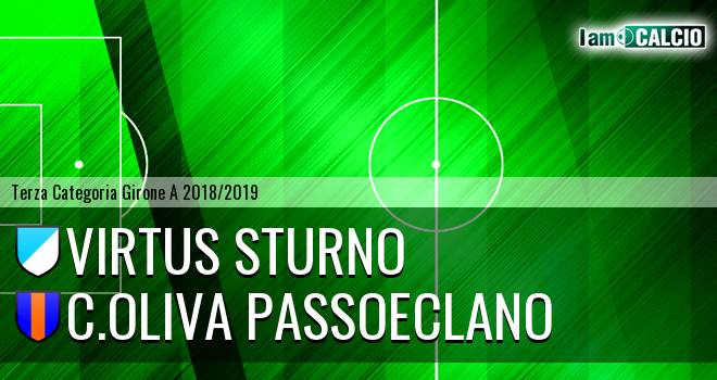 Virtus Sturno - C.Oliva Passoeclano