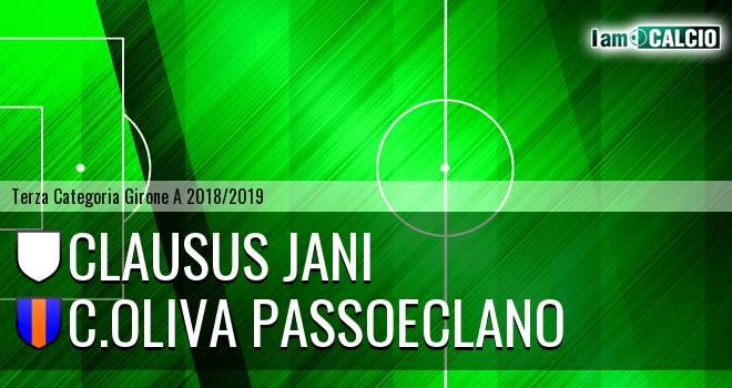 Clausus Jani - C.Oliva Passoeclano