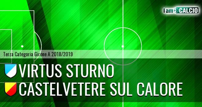 Virtus Sturno - Castelvetere sul Calore