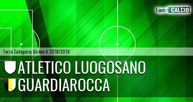 Atletico Luogosano - Guardiarocca