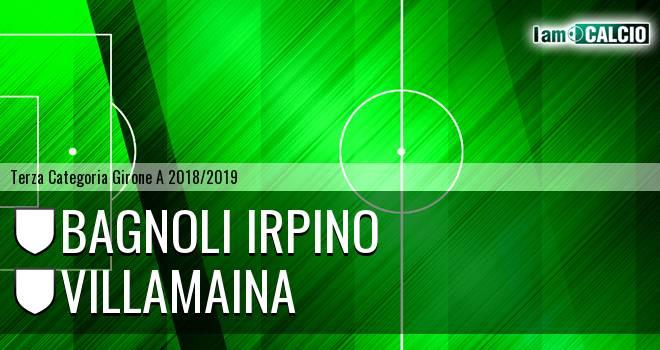 Bagnoli Irpino - Villamaina