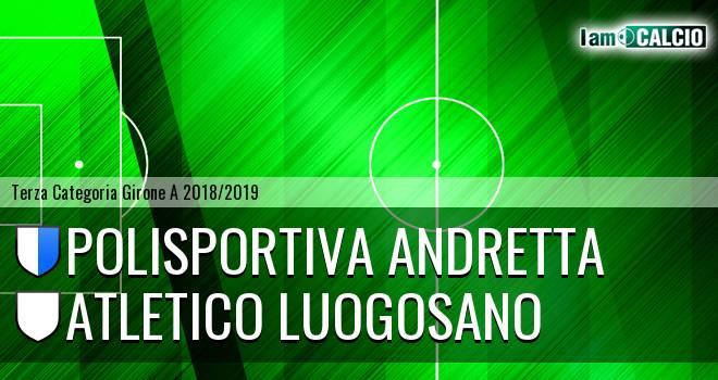 Polisportiva Andretta - Atletico Luogosano