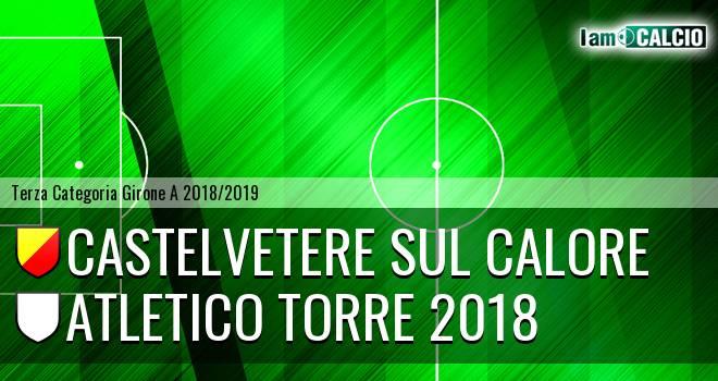 Castelvetere sul Calore - Atletico Torre 2018