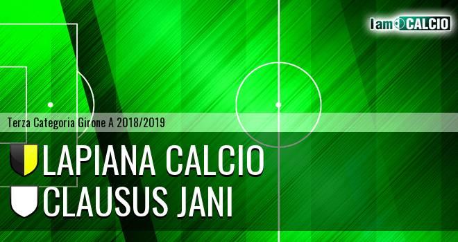 Lapiana Calcio - Clausus Jani