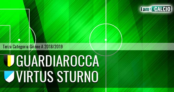 Guardiarocca - Virtus Sturno