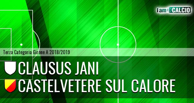 Clausus Jani - Castelvetere sul Calore
