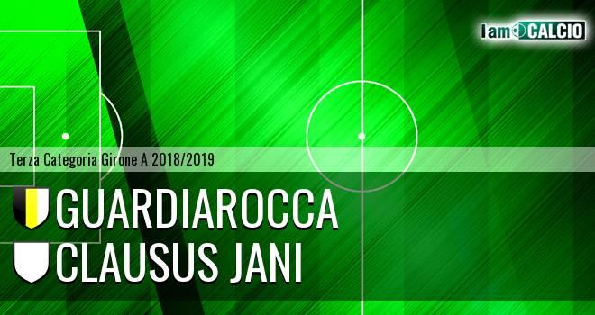 Guardiarocca - Clausus Jani