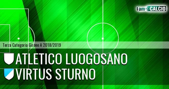 Atletico Luogosano - Virtus Sturno