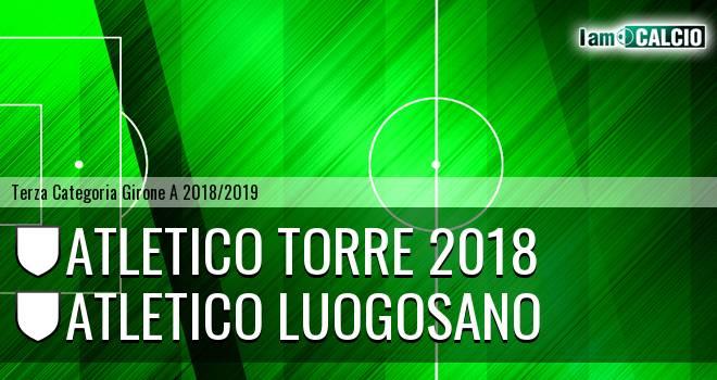 Atletico Torre 2018 - Atletico Luogosano