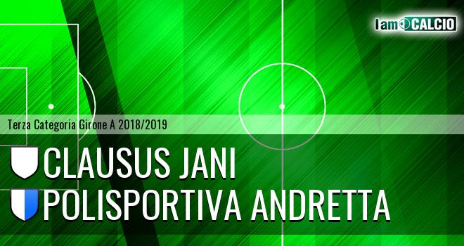 Clausus Jani - Polisportiva Andretta