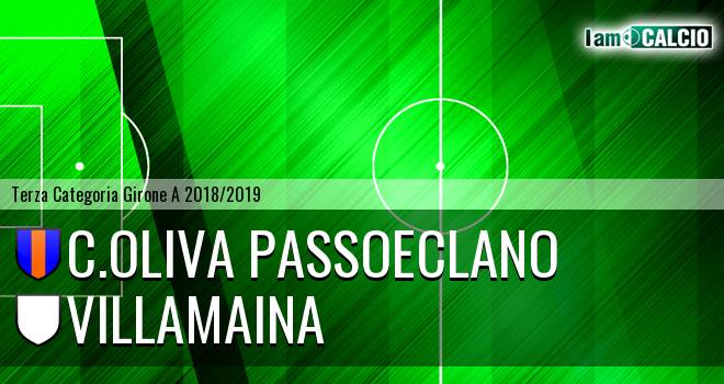 C.Oliva Passoeclano - Villamaina