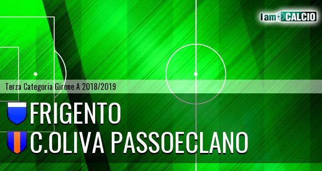 Frigento - C.Oliva Passoeclano