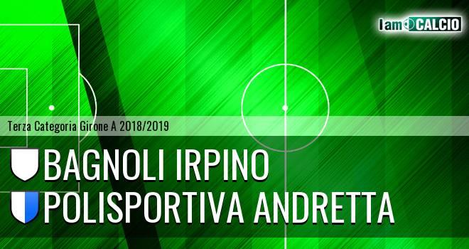 Bagnoli Irpino - Polisportiva Andretta