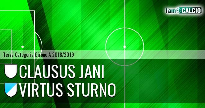 Clausus Jani - Virtus Sturno